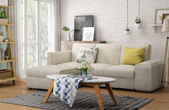 现代小户型风格(布艺沙发)
