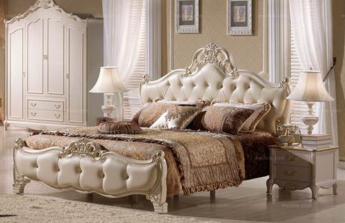 豪化欧式田园风格卧室设计