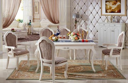 法式餐厅风格设计