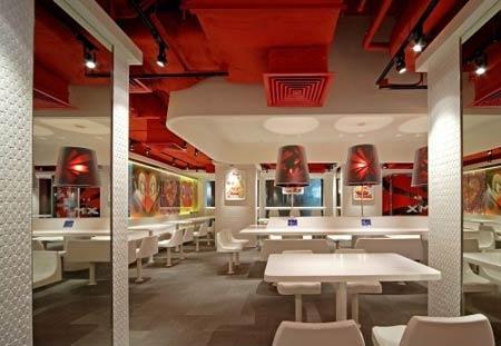 新浦酒吧设计装修案例