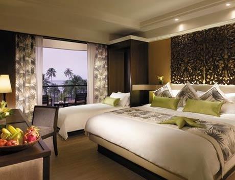 东海温泉度假酒店装修设计案例